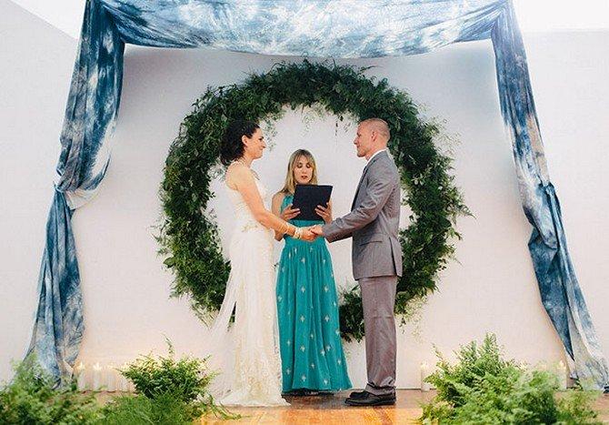 Круг для свадьбы