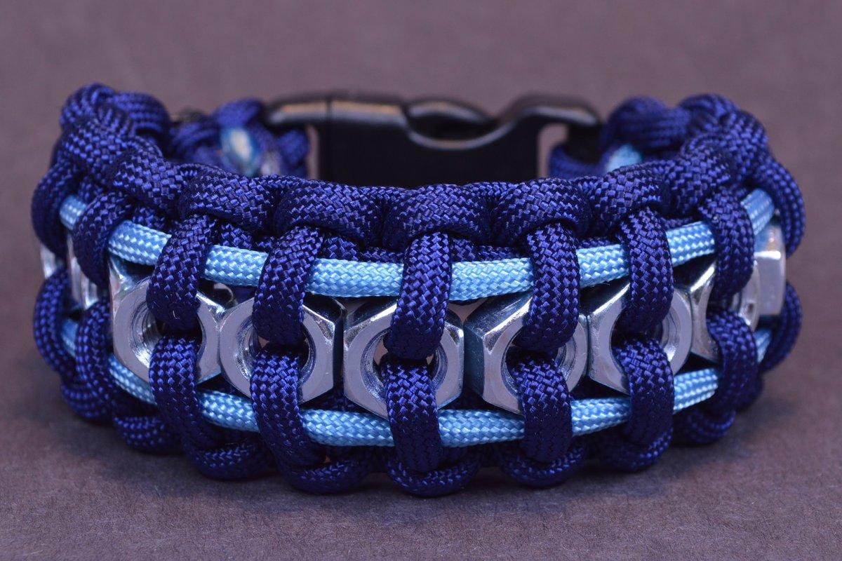 Как сделать браслеты квадратным узлом