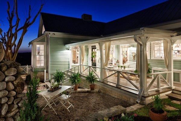 Красивая веранда дома фото 136