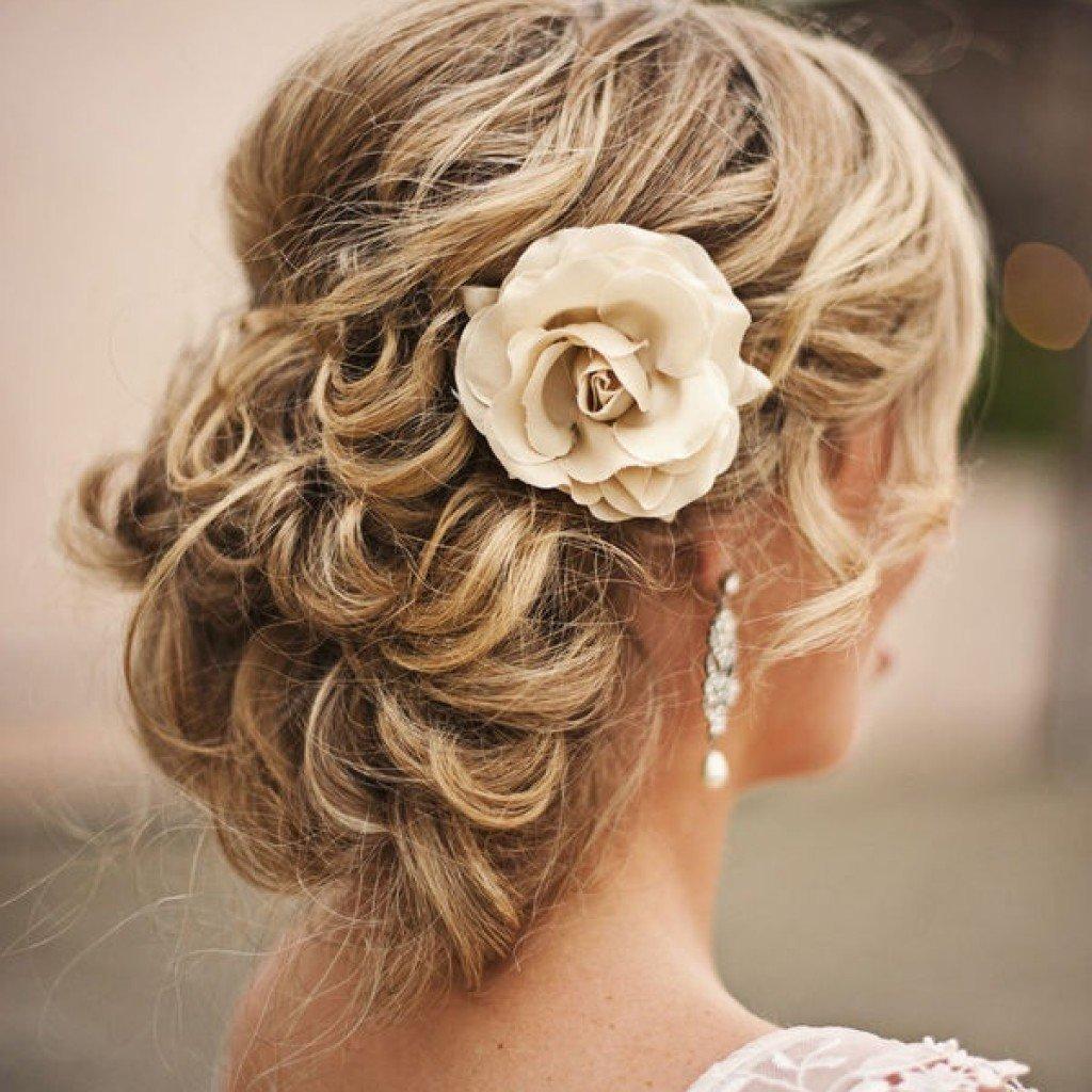 Красивые причёски детям на свадьбу