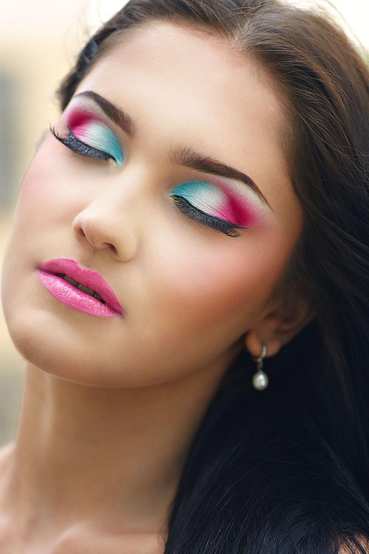 Фото самых красивых макияж