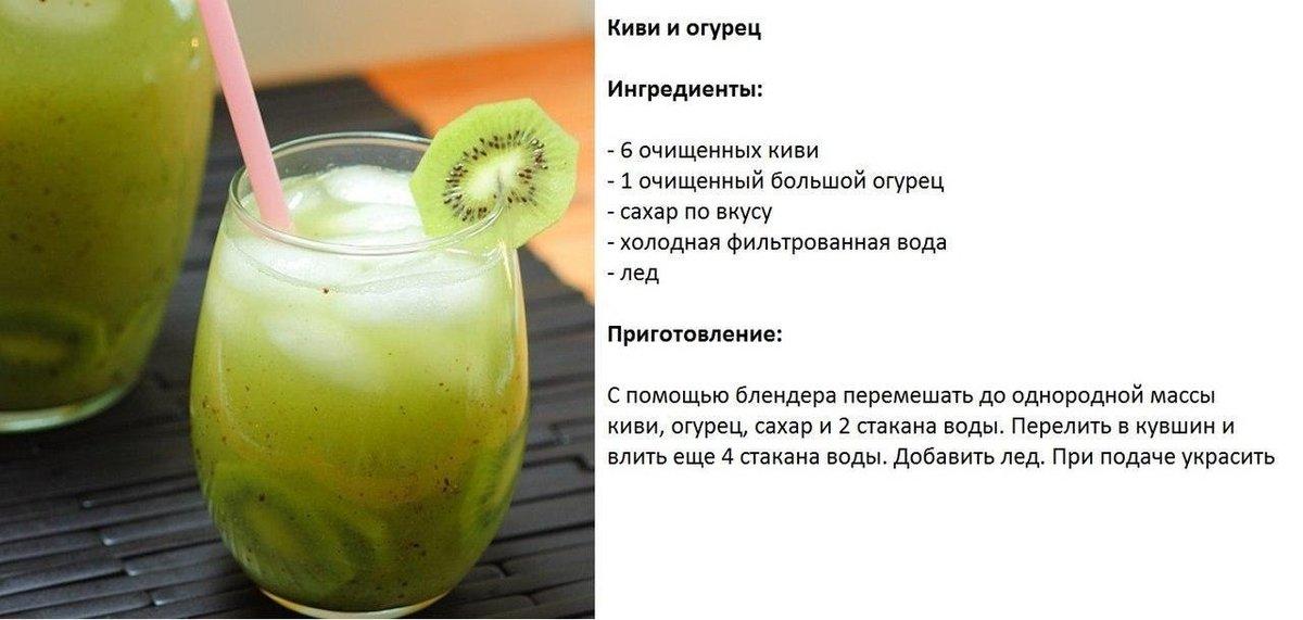 Рецепты быстрых напитков в домашних условиях 10