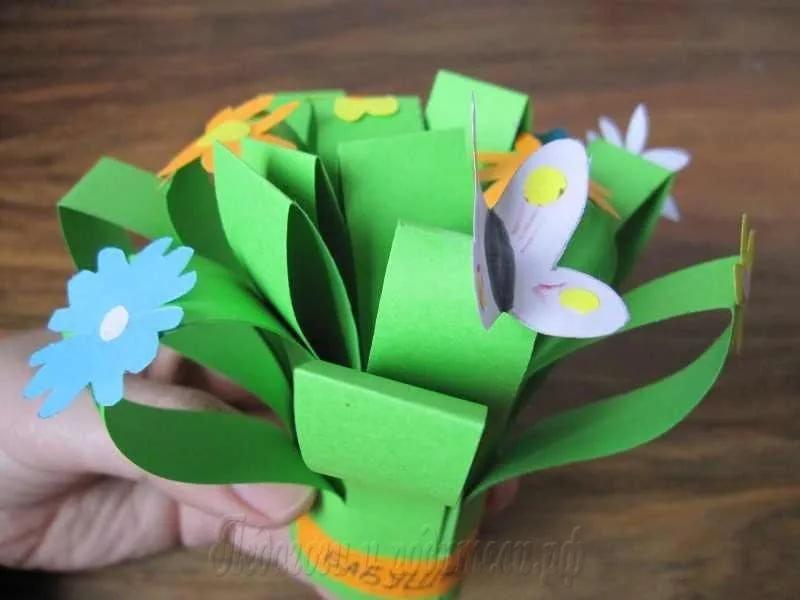 Поделки для мамы на 8 марта своими руками в начальной школе