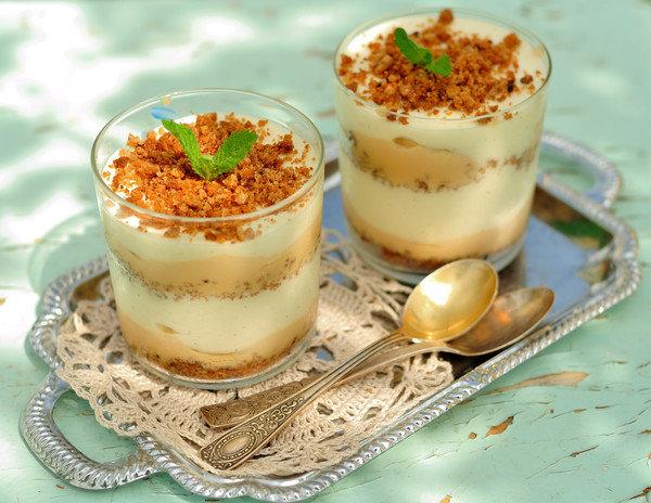 Десерты быстро фото рецепты