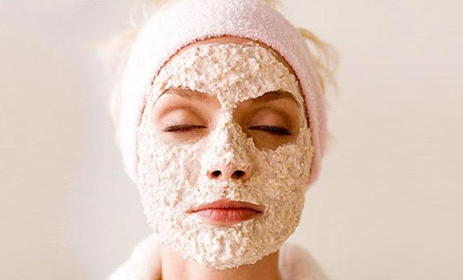 Сухая и чувствительная кожа лица маски в домашних условиях 754