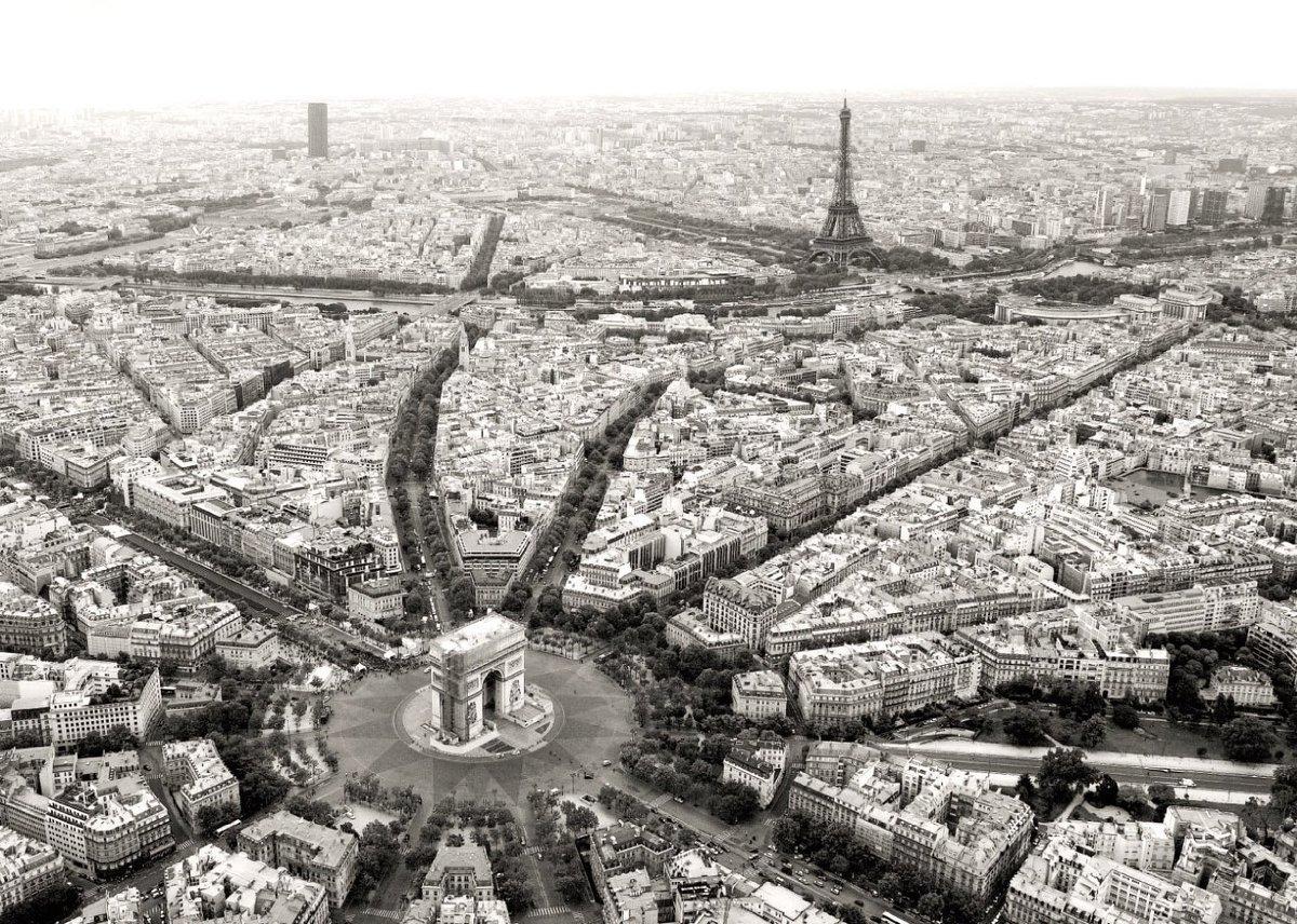 В фотоальбоме город с высоты птичьего полета 27 открыток третья часть 47