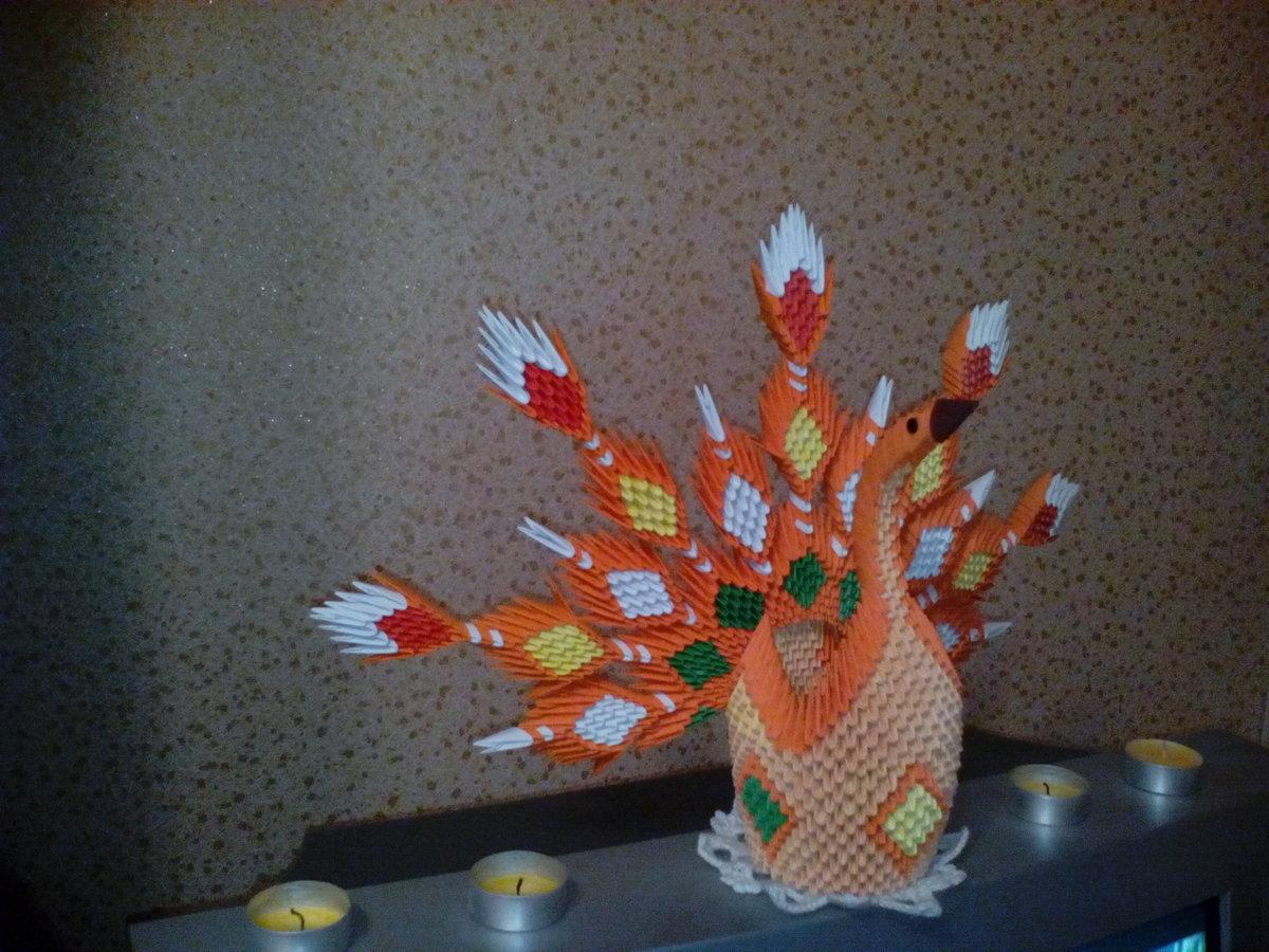 Поделки - птицы своими руками из разных материалов. Мастер 32