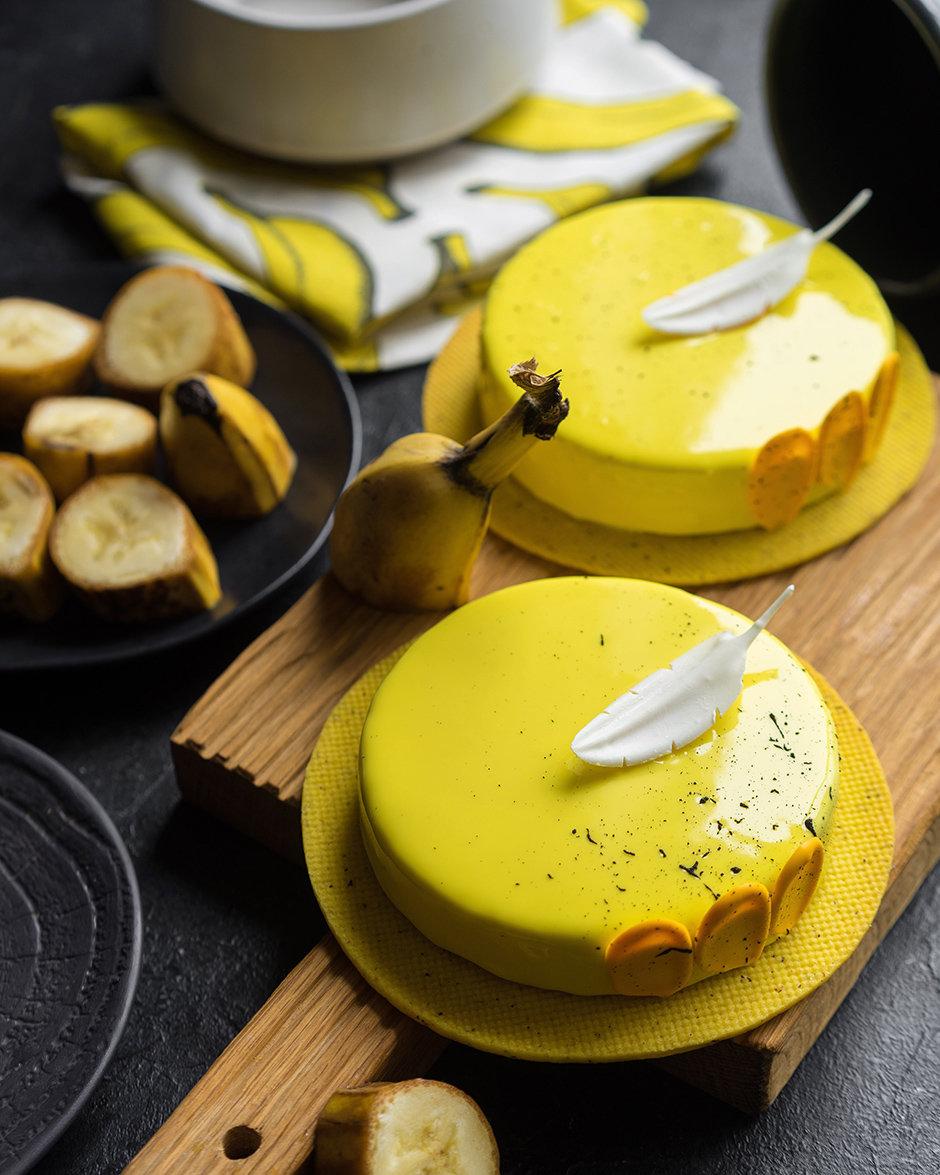 Муссовые пирожные рецепт пошагово