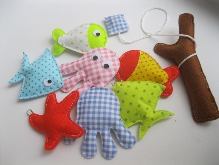 Игрушки для детей своими руками из ткани выкройки 41