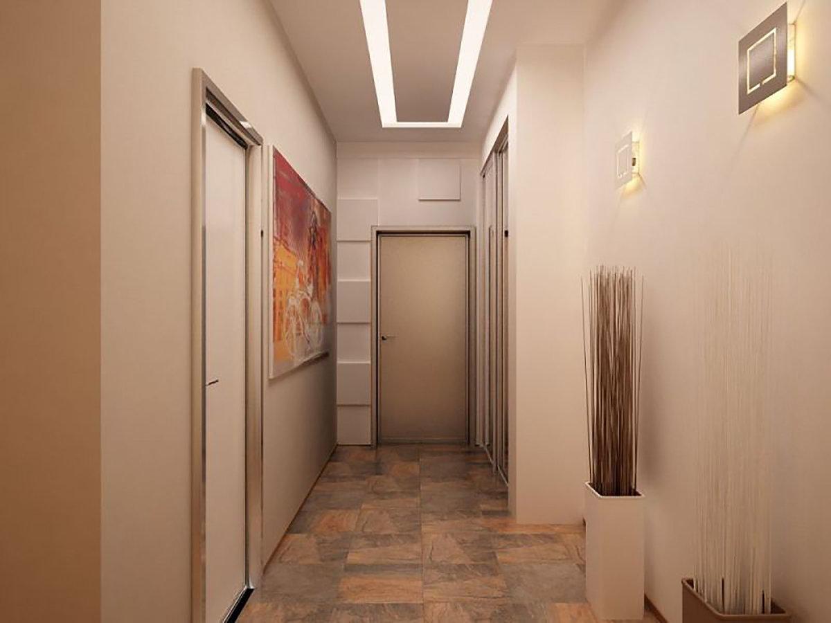 Коридор дизайн обычной квартиры