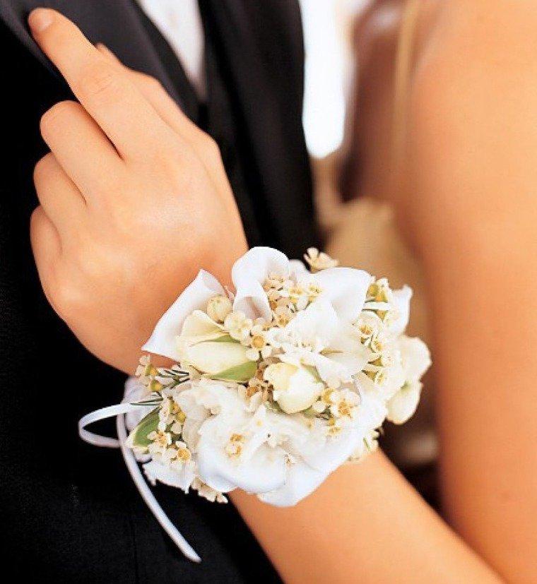 Браслеты свадебные своими руками 16
