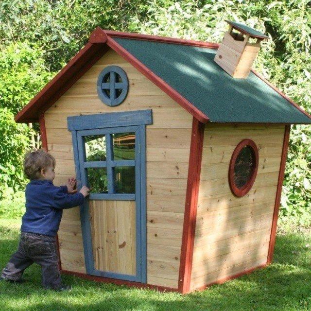 Маленькие домики для детей своими руками