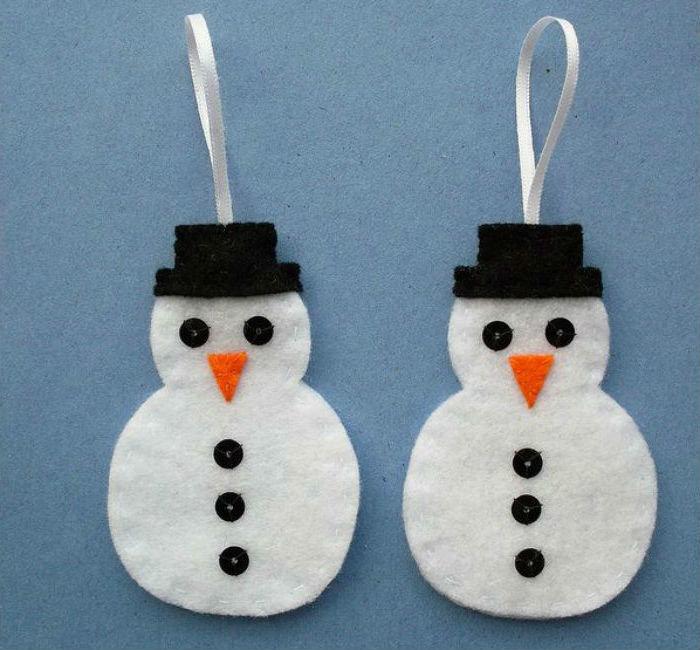 Снеговик своими рукам класс 2