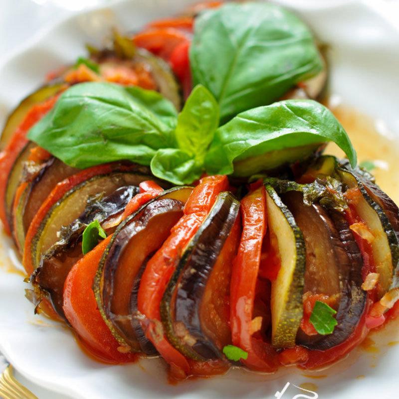 Рецепт рататуя пошагово с фото