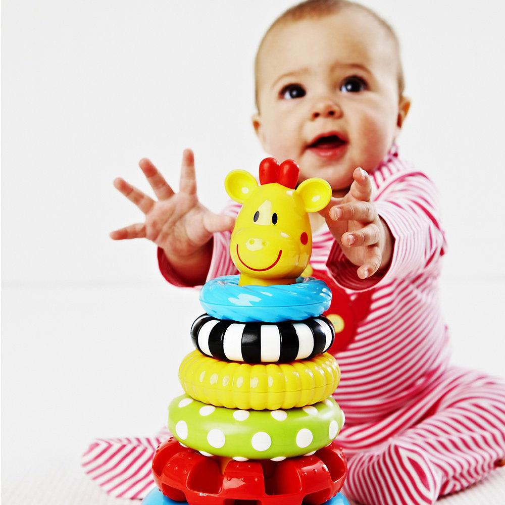 Игрушки для детей в 3 месяца своими руками
