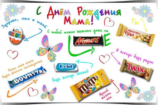 Плакаты для поздравления с днем рождения маме