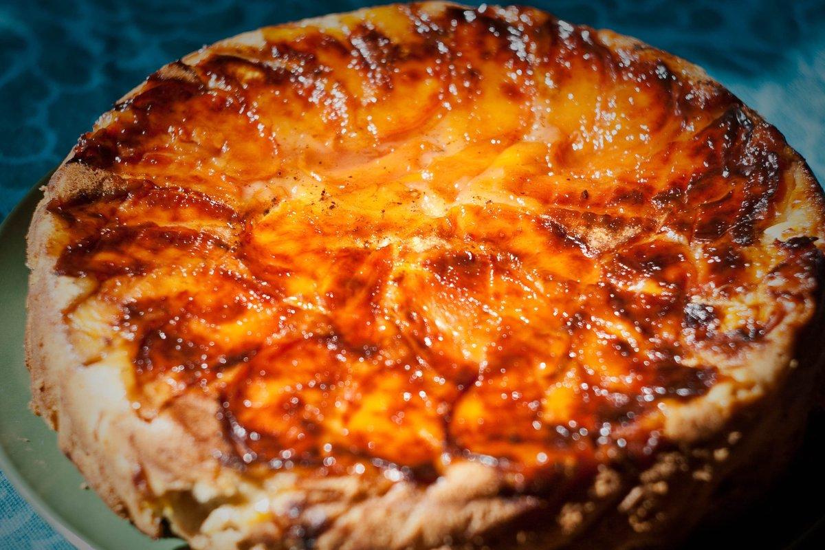 Пирог с грушей и творогом в духовке рецепт пошагово в