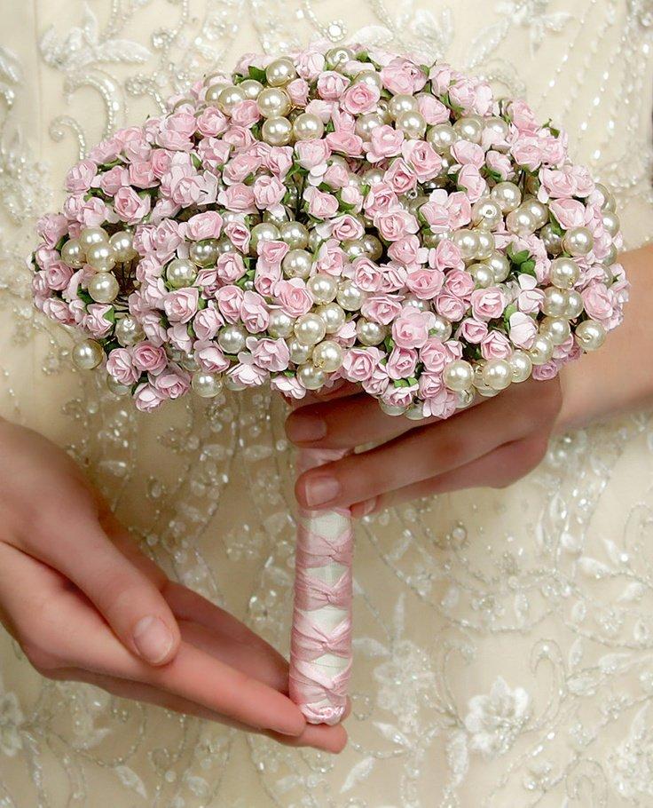 Свадебного букета своими руками 40