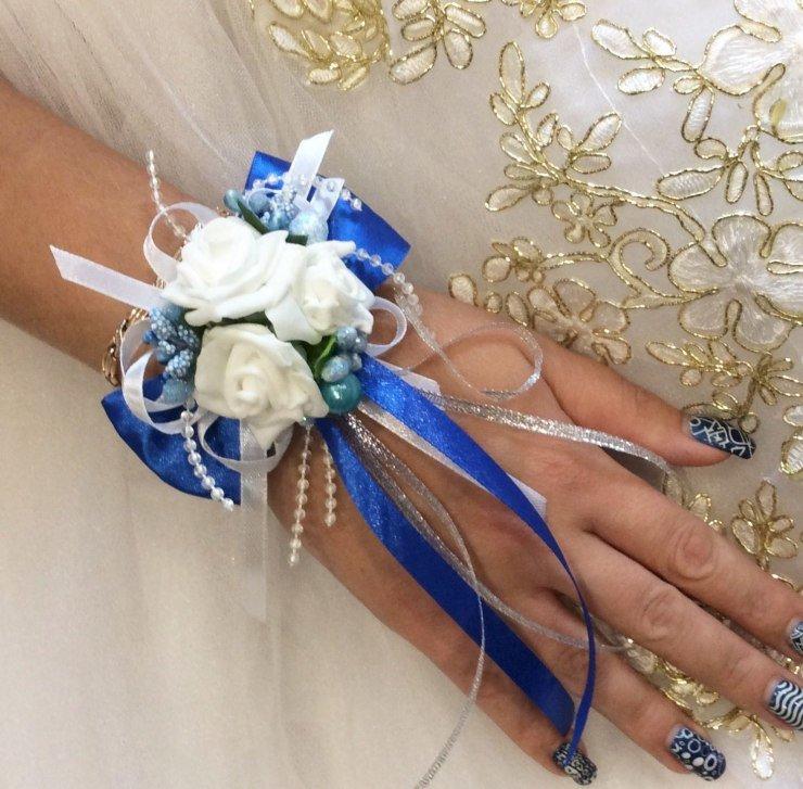 Браслеты свадебные своими руками 42