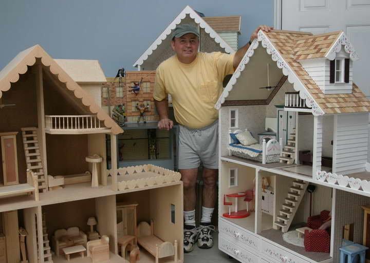 Кукольный домик своими руками из гипсокартона пошагово 4