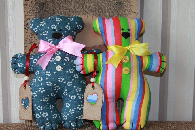 Подарок своими руками игрушка для сестры 17