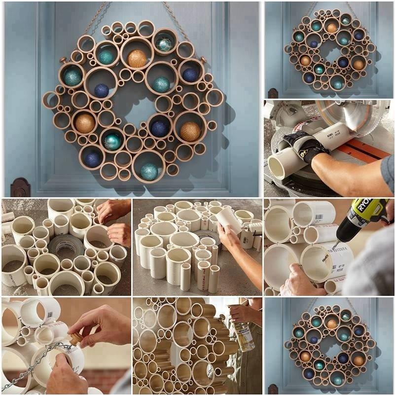 Поделки для интерьера из подручных материалов своими руками 18