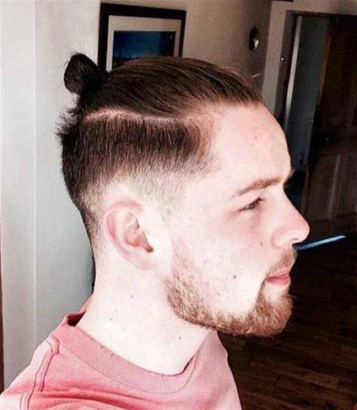 Долго ли отращивать волосы мужчине волосы для прически топ кнот