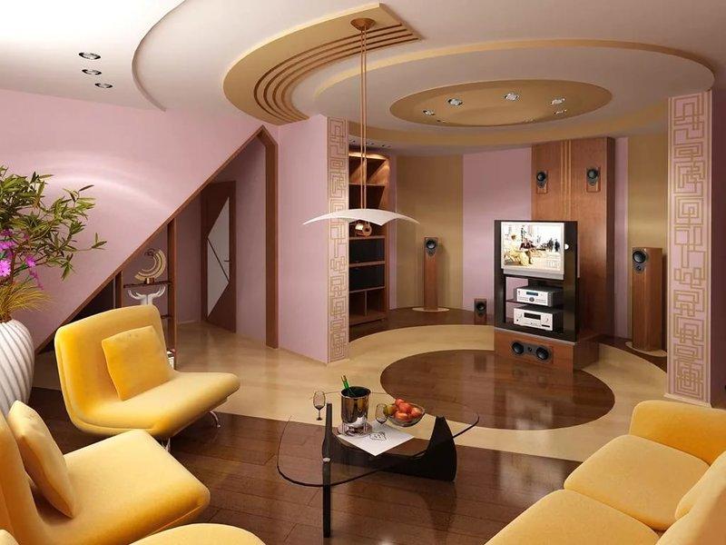 Квартира под ключ дизайн