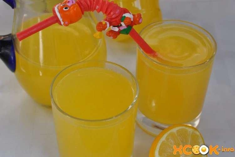 Фанта с лимоном в домашних условиях 287