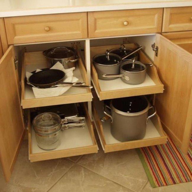 Органайзер для кухни своими руками