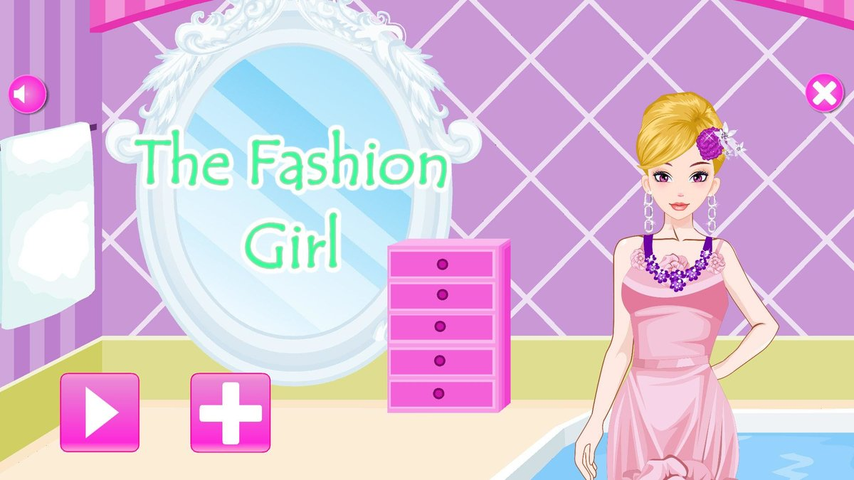 Fashion Games - Free online Games for Girls - m 71