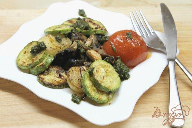 Овощи на гриле рецепты в домашних условиях на сковороде