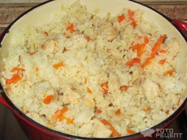 Вкусный плов из индейки рецепт с пошагово