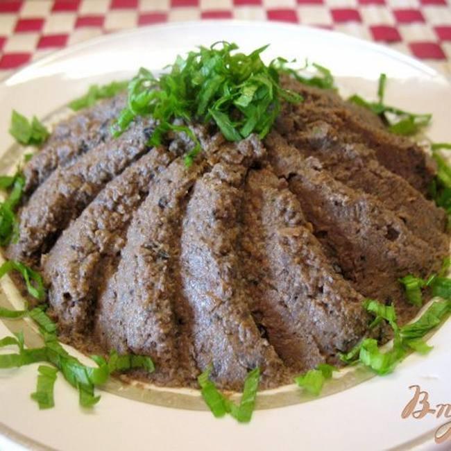 Слоеные салаты с грецким орехом рецепты с