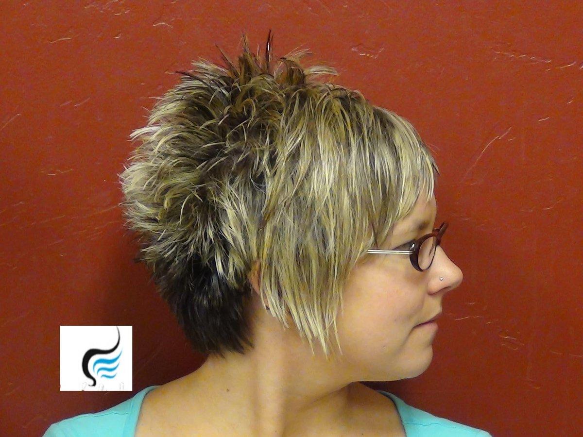 Прически на короткие волосы с длинным затылком