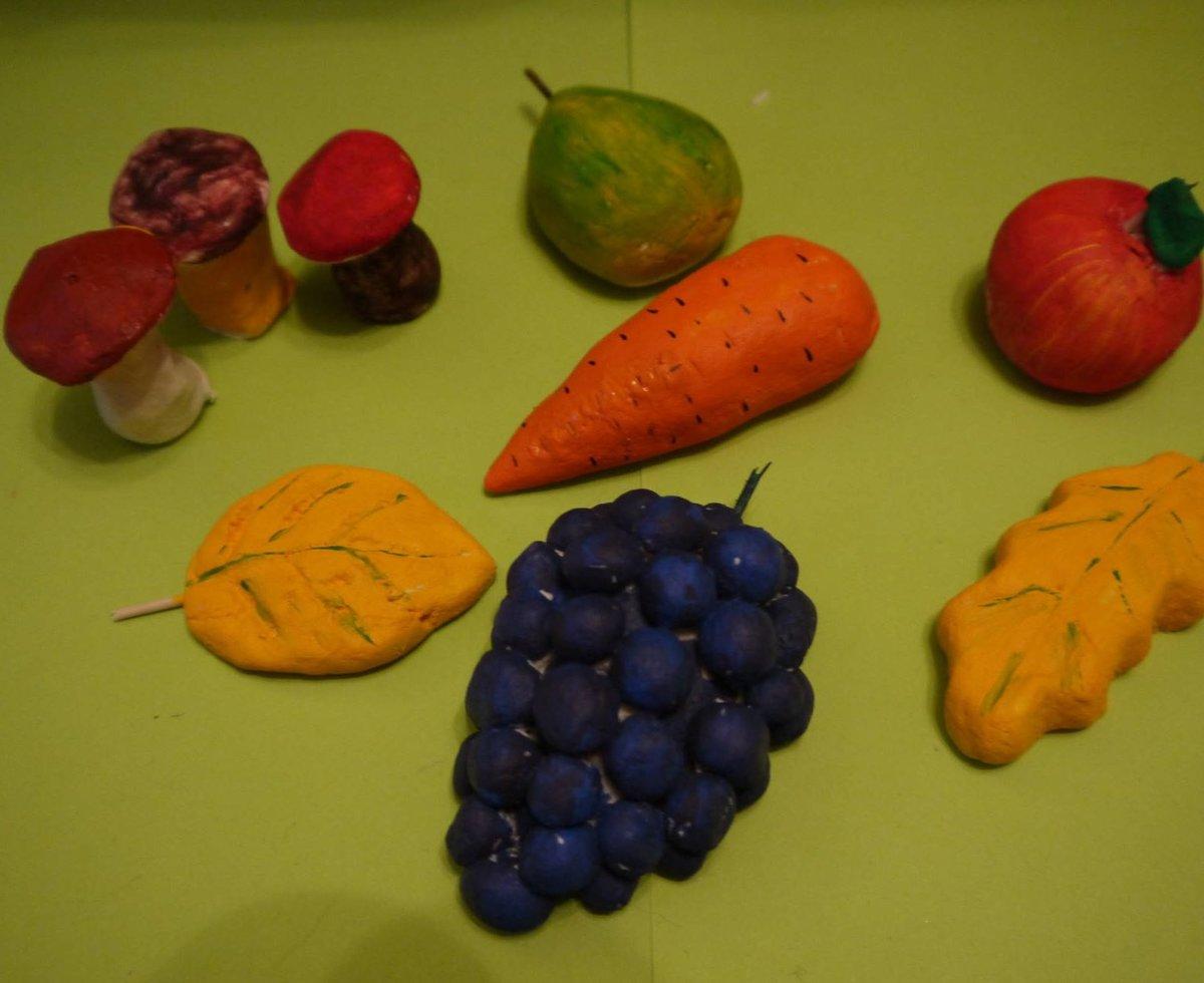 Своими руками на тему овощи