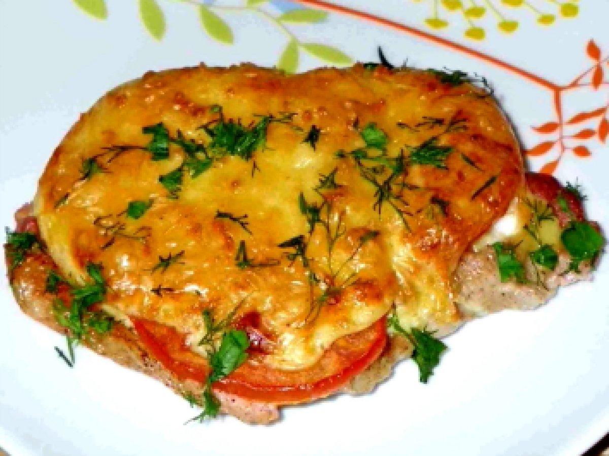 Мясо по-французски как в ресторане рецепт пошагово