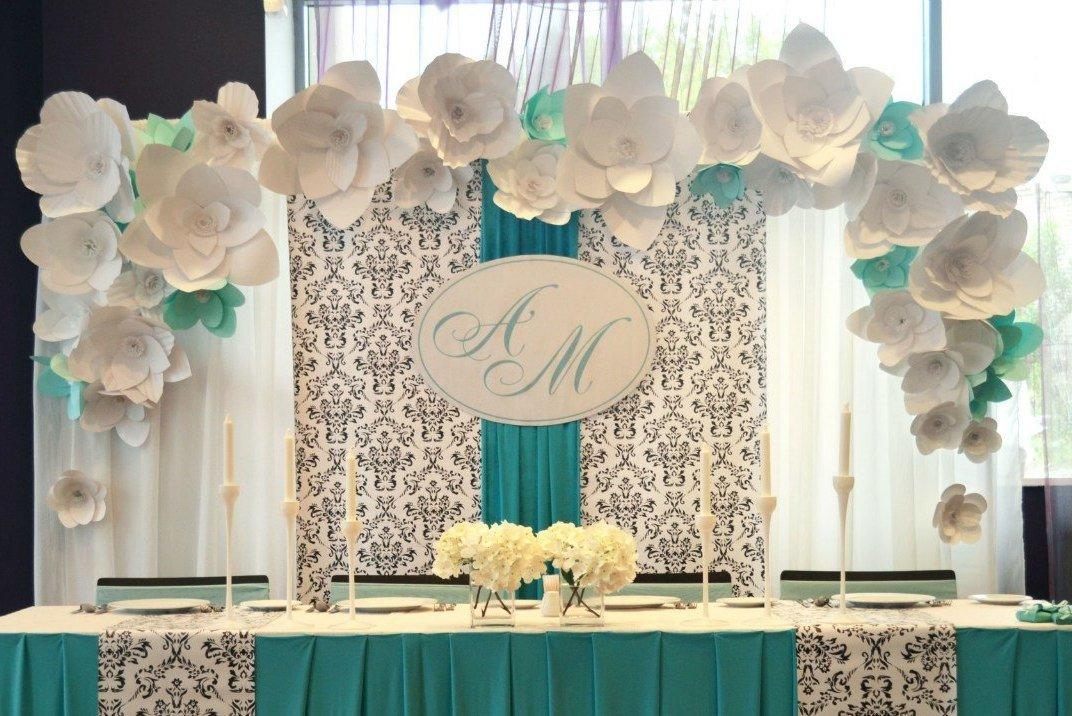 Декорации для свадьбы своими руками 452