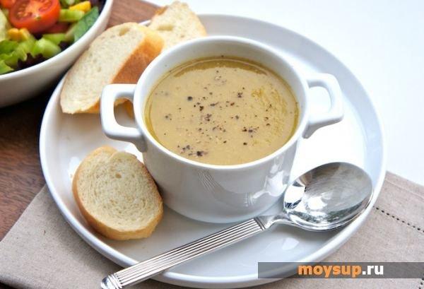 Суп из минтая для ребенка рецепт