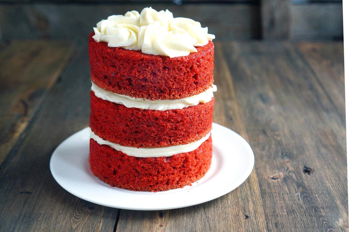 Как приготовить красный бархат торт рецепт