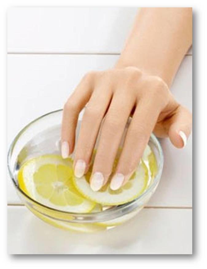 Укрепление ногтей в домашних условиях с солью 804
