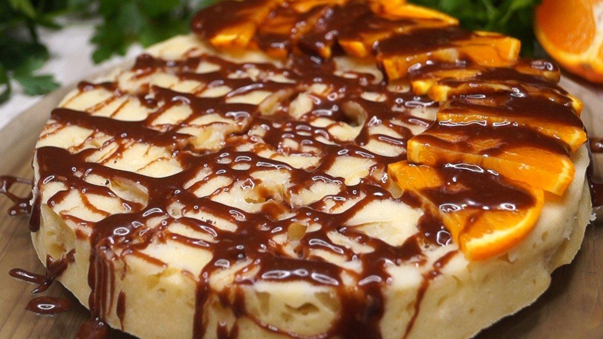 Испечь пирог в микроволновке рецепт