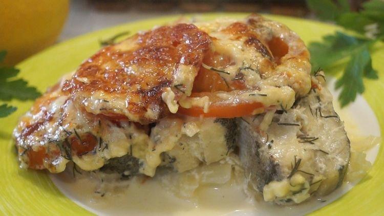 Рыбные блюда рецепты простые и вкусные