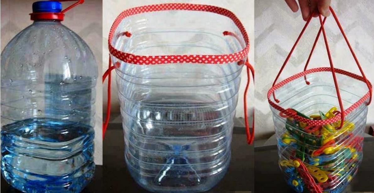 Пластиковые бутылки и изделие из них своими руками 973