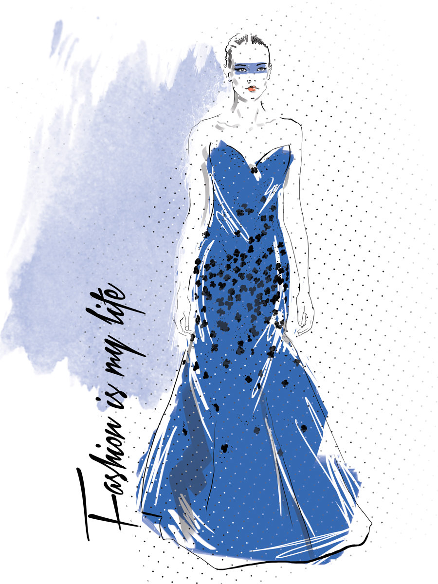 Essential fashion illustration details 55