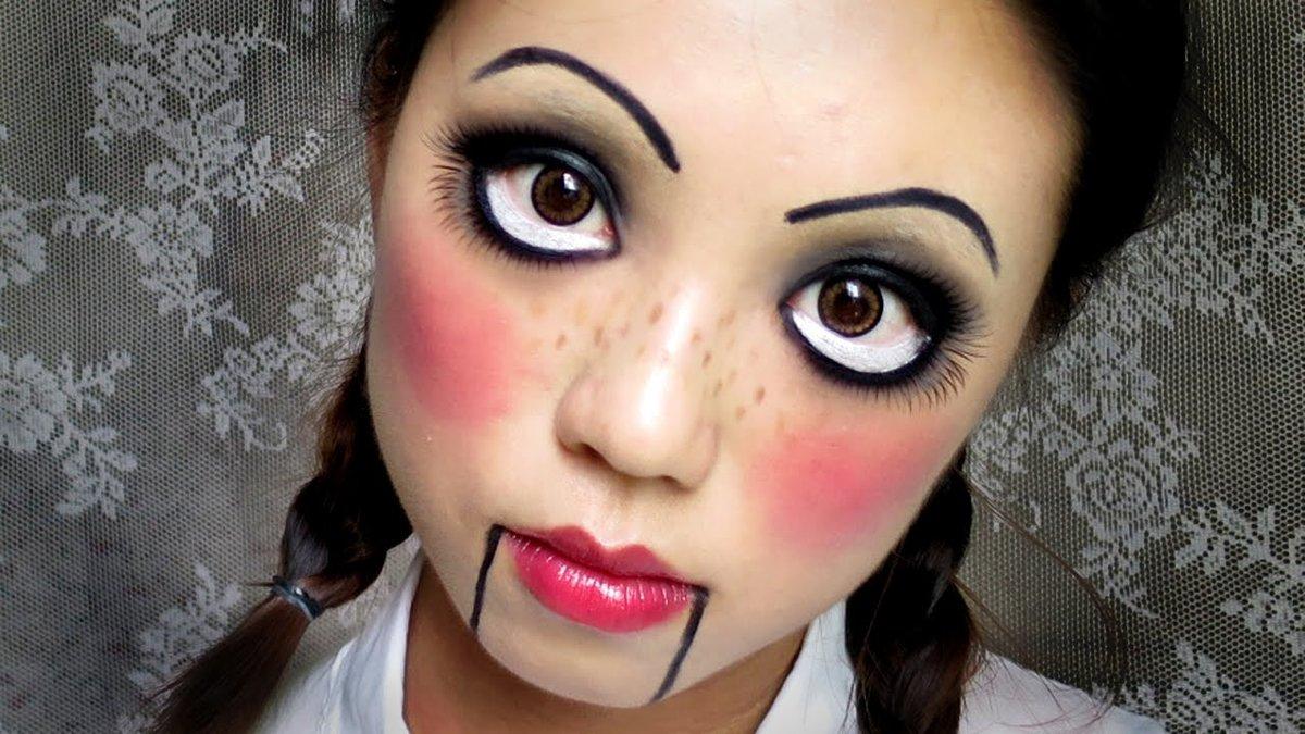 Как сделать макияж милым 369