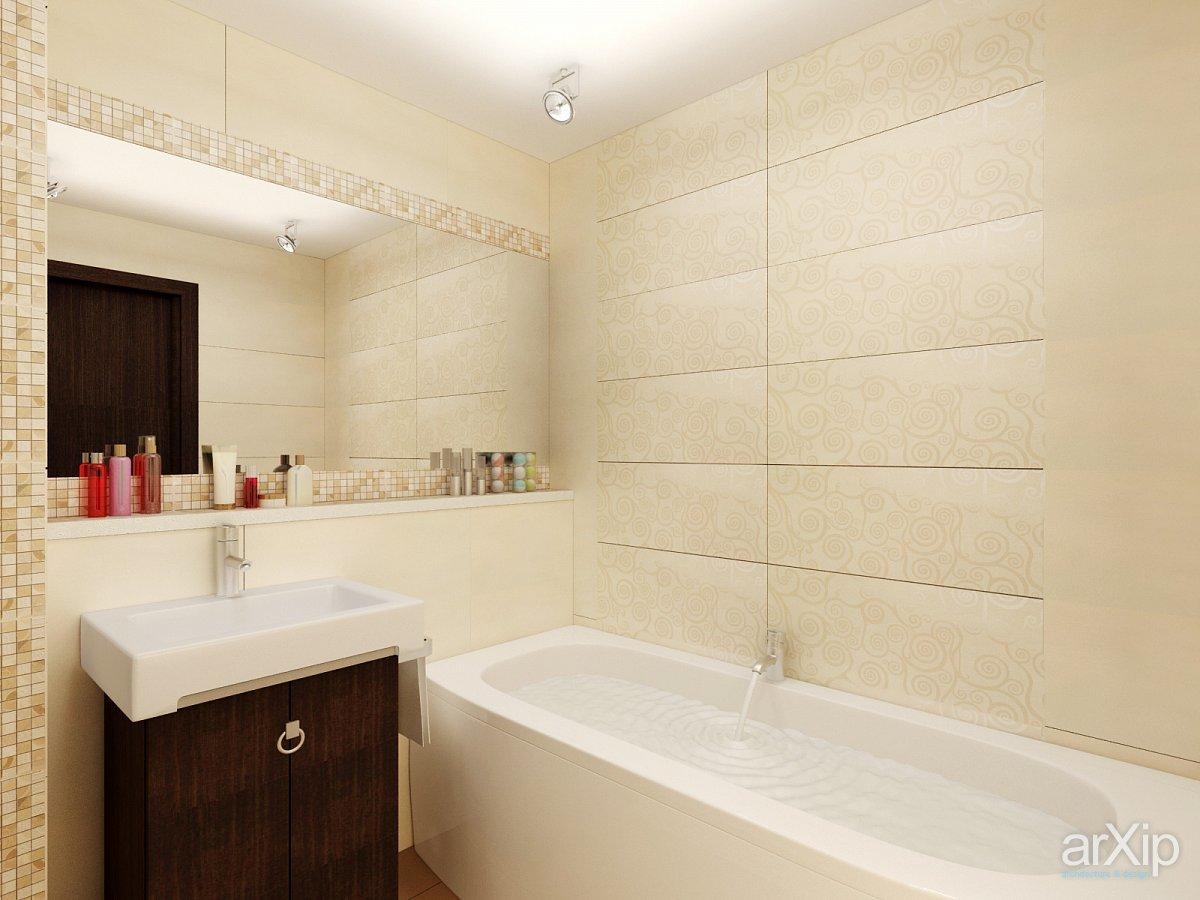 Дизайн маленьких ванных комнат без унитаза