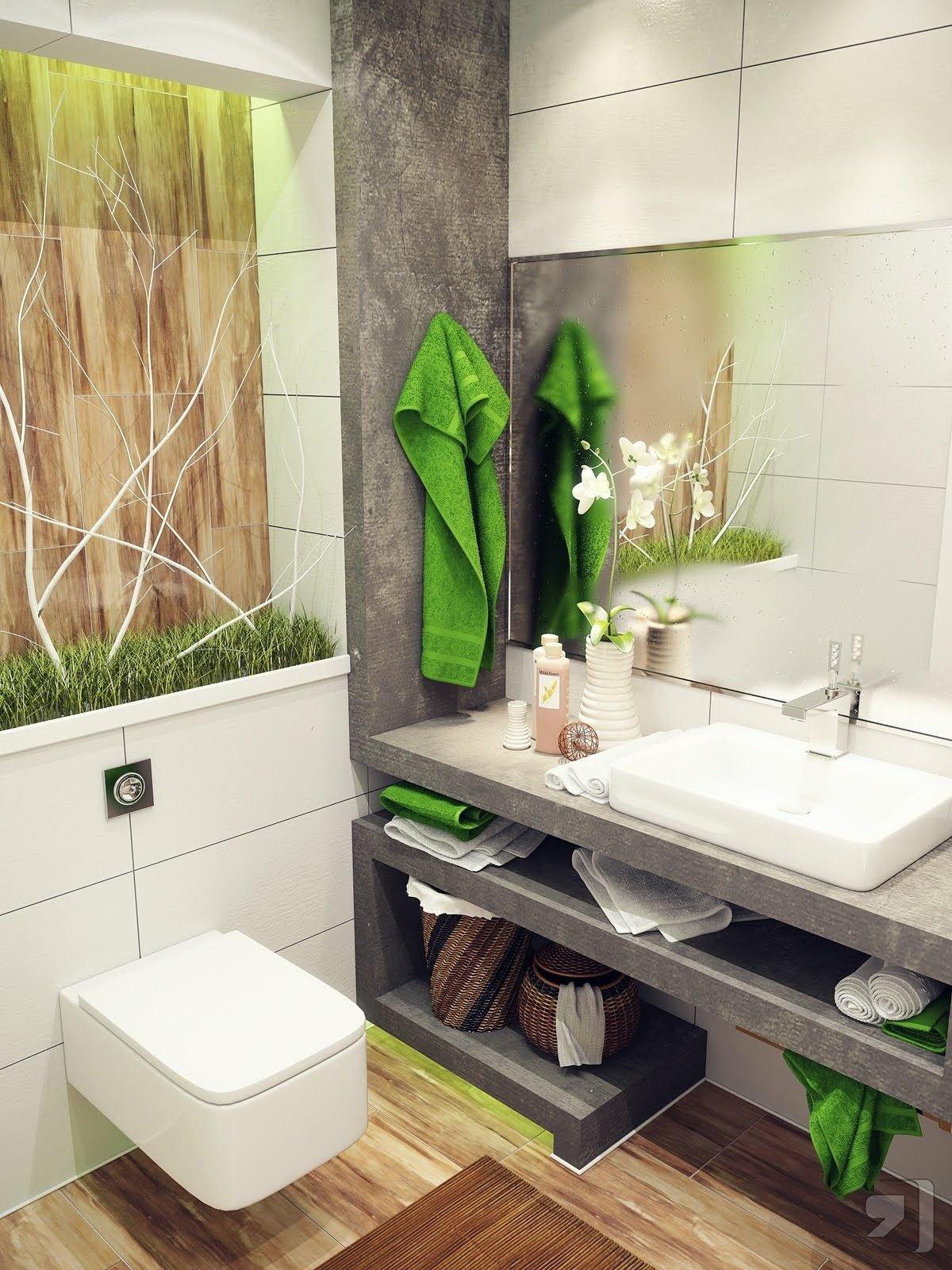 Дизайн ванной комнаты только 2017 современные идеи 6 квм