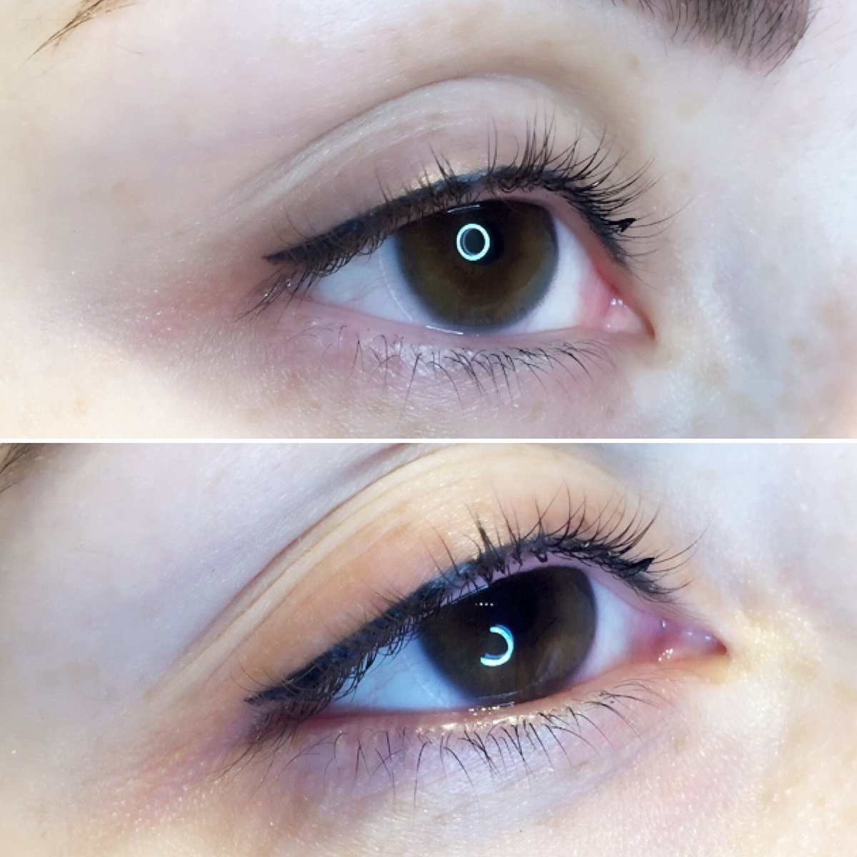 Перманентный макияж стрелочка фото