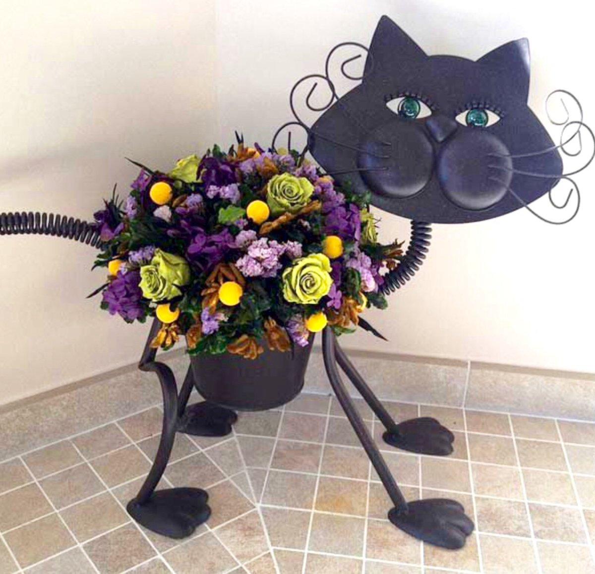 Как цветы для дома своими руками 828